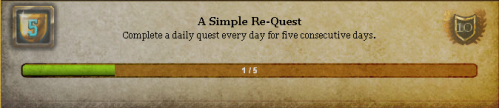 A Simple Re-Quest