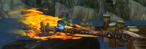 Flaming Gnomeaggedon