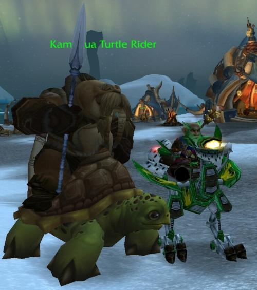 turtle-mount