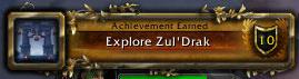Explore Zul'Drak