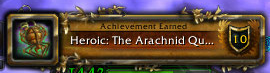 Heroic Aranchnid Qtr