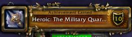 Heroic Military Qtr