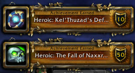 Heroic fall of Naxx and Kel'Thuzad