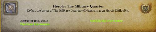 military-quarter