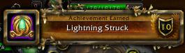 lightning-struck