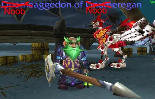 Noobaggedon of Nooberegan