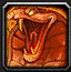 Poly Serpent Icon