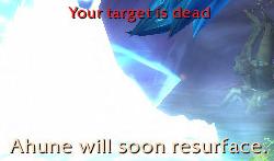 Ahune will soon resurface