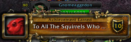 all the squrriels that have shared my life