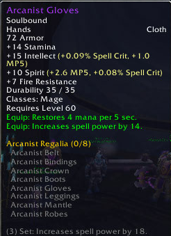 Arcanists gloves