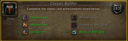 Classic Raider