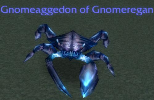 crabby Gnome