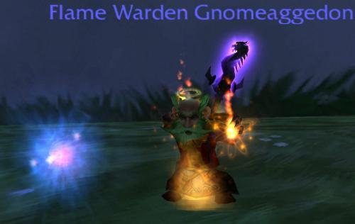 Flame Warden Gnomeaggedon 03