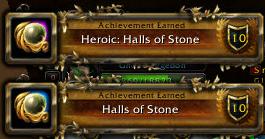 HoS Achievements
