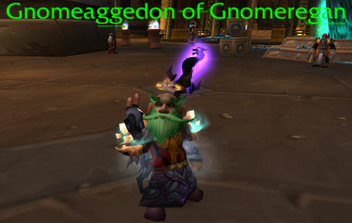 I aint Gnome Angel