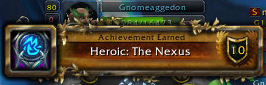 nexus achievement