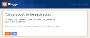 PPI redirect