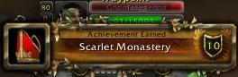 scarlet monastary