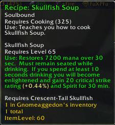 skullfish soup