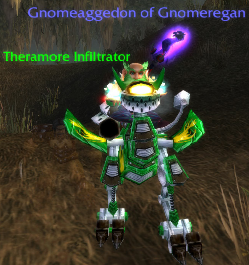 Theramore Infiltrator