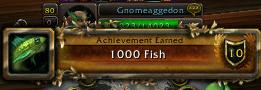 1000 fish