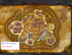 dalaran map