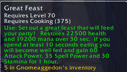 great feast