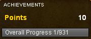 one achievement