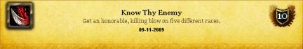 0.5 know thy enemy