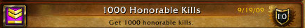 08 1000 honorable kills