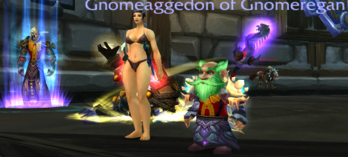 Gnomes hot date