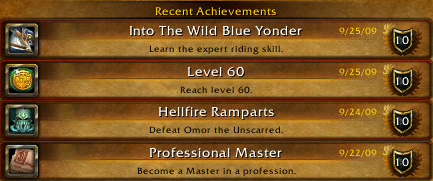squidly at 60 achievements