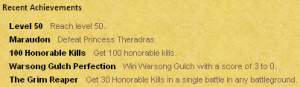 Squidly recent Achievements