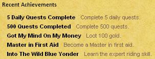 Squidly recent achievements