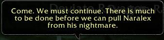 naralex nightmare