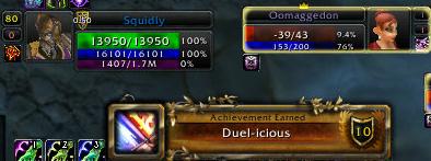 duel complete