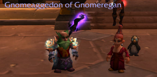 Gnome and oom
