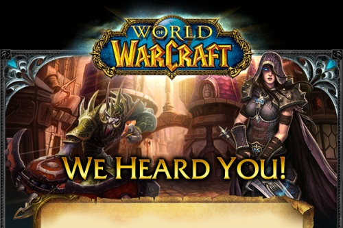 Blizzard hears us on RealID