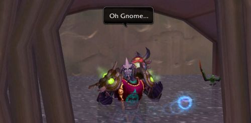 Oh Gnome...