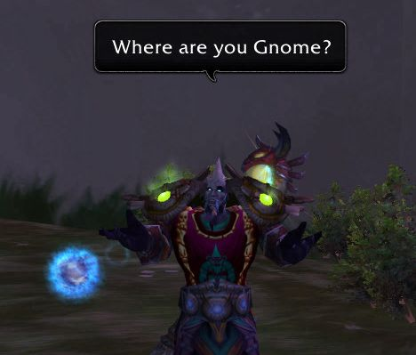 Where are you Gnome?