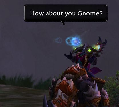 How about you Gnome?