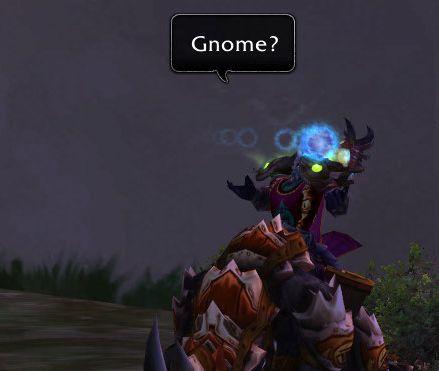 Gnome?